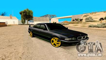 BMW 730 für GTA San Andreas