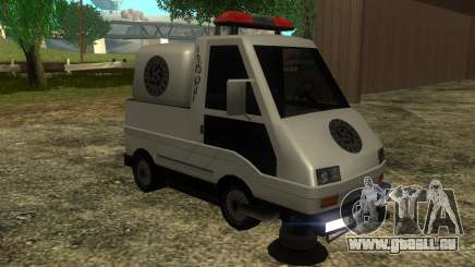 New Sweeper IVF für GTA San Andreas