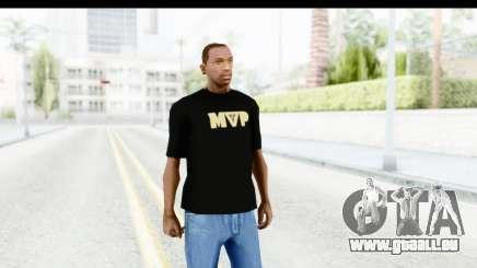 Nike MVP T-Shirt für GTA San Andreas