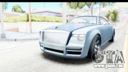 GTA 5 Enus Windsor Drop IVF für GTA San Andreas