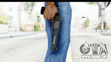 GTA 5 Hawk & Little Heavy Revolver pour GTA San Andreas
