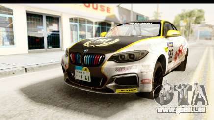 BMW M235i Coupe pour GTA San Andreas