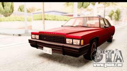 GTA 5 Albany Emperor IVF für GTA San Andreas