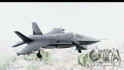 Lockheed Martin F-35B Lightning II für GTA San Andreas