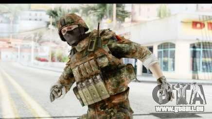Global Warfare Germany pour GTA San Andreas