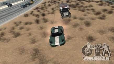 Hot Wheels pour GTA San Andreas