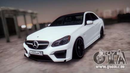 Mercedes-Benz E63 GSC für GTA San Andreas