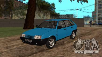 VAZ 2109 mit Alufelgen für GTA San Andreas