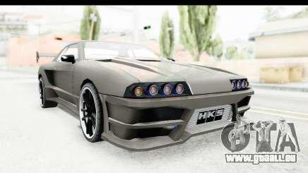 Elegy Sport Type v1 pour GTA San Andreas