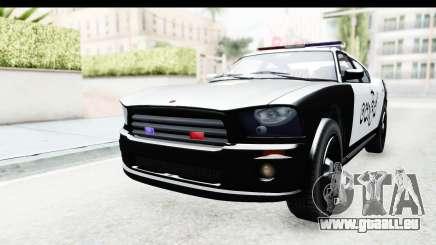 Sri Lanka Police Car v2 pour GTA San Andreas