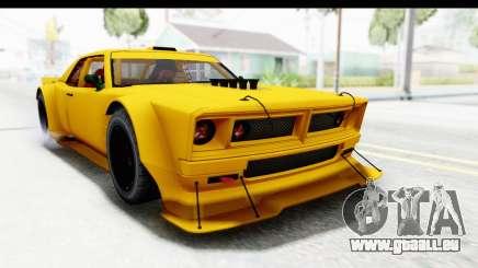 GTA 5 Declasse Drift Tampa für GTA San Andreas