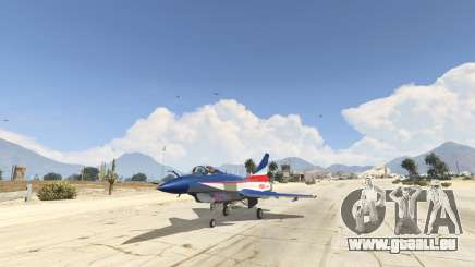 J-10A SY Aerobatic Team pour GTA 5