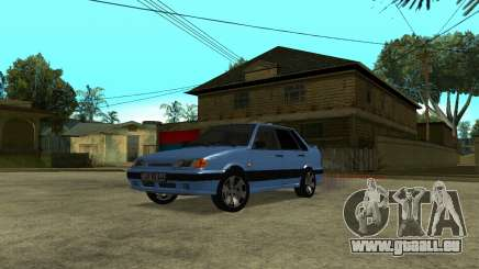 VAZ 21015 ARMENIAN pour GTA San Andreas
