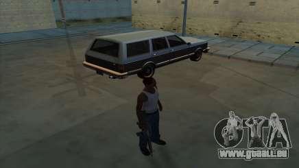 La Possession d'armes pour GTA San Andreas