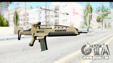 H&K XM8 pour GTA San Andreas