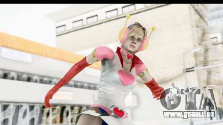 Silent Hill 3 - Heather Princess Heart pour GTA San Andreas