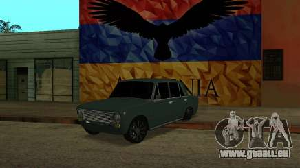 VAZ 2101 Armenian pour GTA San Andreas
