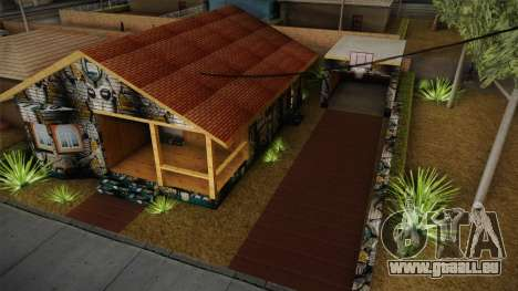 Big Smoke New Home für GTA San Andreas dritten Screenshot