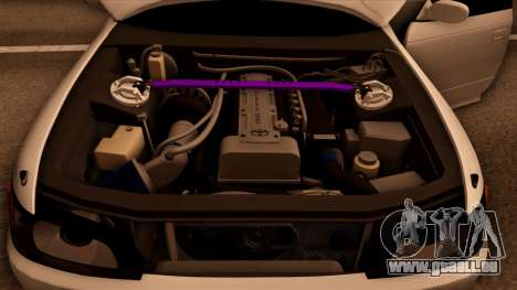 Toyota Mark 2 für GTA San Andreas rechten Ansicht