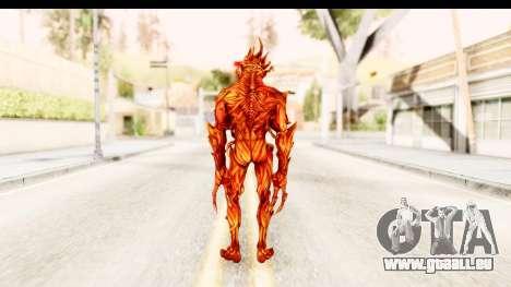 Marvel: Ultimate Alliance 2 - Ultimate Carnage pour GTA San Andreas troisième écran