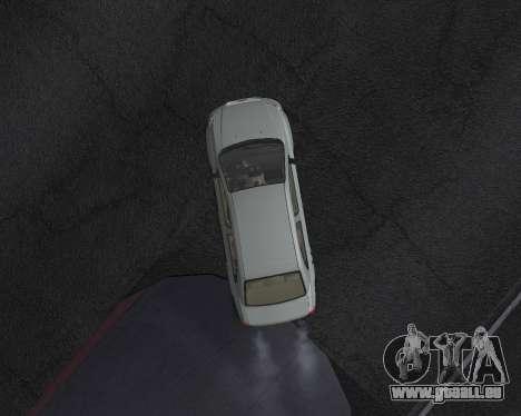 Chevrolet Aveo Armenian für GTA San Andreas zurück linke Ansicht