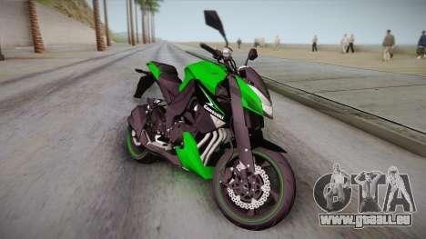 Kawasaki Z1000 2013 für GTA San Andreas