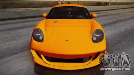 Ruf RK Coupe (987) 2007 IVF für GTA San Andreas Seitenansicht