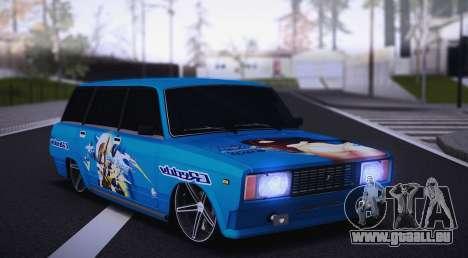 VAZ 2104 Anime für GTA San Andreas