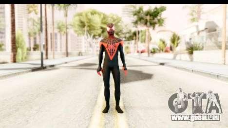 Marvel Heroes - Miles Morales für GTA San Andreas zweiten Screenshot