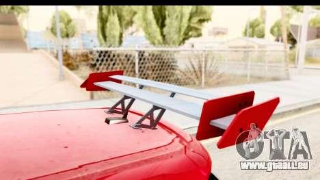 Volkswagen Golf GTI pour GTA San Andreas vue de côté
