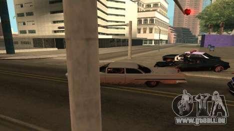 Cheetah Mod v1.1 pour GTA San Andreas troisième écran