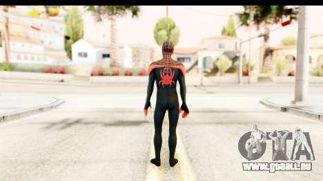 Marvel Heroes - Miles Morales für GTA San Andreas dritten Screenshot