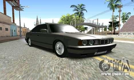 BMW 535 pour GTA San Andreas