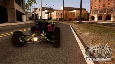 Quad Graphics Skull für GTA San Andreas