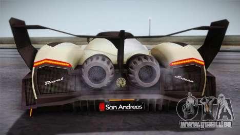 Devel Sixteen pour GTA San Andreas vue de droite