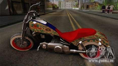 Freeway 2.0 pour GTA San Andreas laissé vue