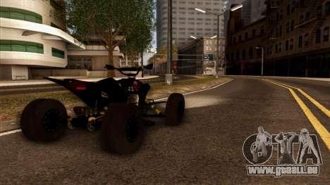 Quad Graphics Skull für GTA San Andreas linke Ansicht