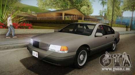 Willard Elegant SA Style pour GTA San Andreas
