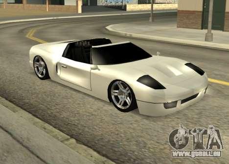 Bullet Spyder für GTA San Andreas