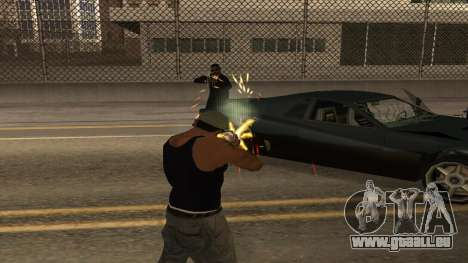 Cheetah Mod v1.1 für GTA San Andreas sechsten Screenshot
