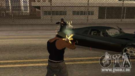 Cheetah Mod v1.1 pour GTA San Andreas sixième écran