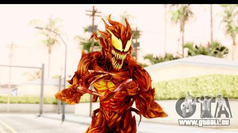 Marvel: Ultimate Alliance 2 - Ultimate Carnage pour GTA San Andreas