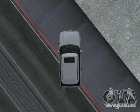 Range Rover Armenian pour GTA San Andreas vue de droite