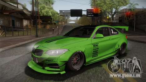 BMW M235i 69Works pour GTA San Andreas