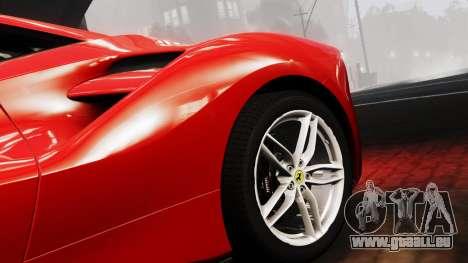 Ferrari 488 GTB 2016 pour GTA 4 est un droit