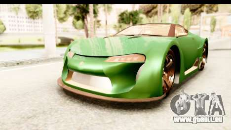 GTA 5 Emperor ETR1 für GTA San Andreas