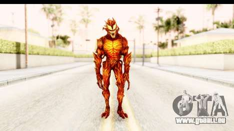 Marvel: Ultimate Alliance 2 - Ultimate Carnage für GTA San Andreas zweiten Screenshot