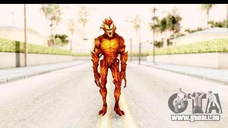 Marvel: Ultimate Alliance 2 - Ultimate Carnage pour GTA San Andreas deuxième écran