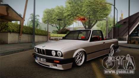 BMW M3 E30 1991 v2 pour GTA San Andreas