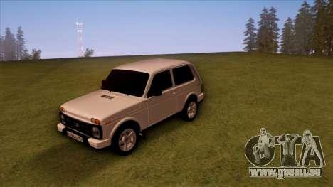 VAZ 2121 für GTA San Andreas